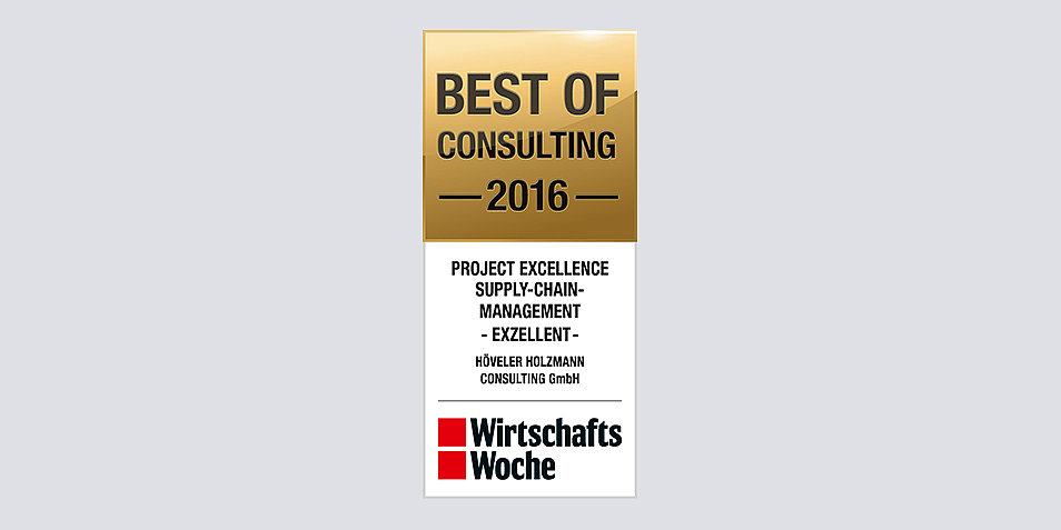 Siegel Best of Consulting 2016