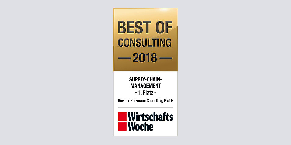Siegel Best of Consulting 2018